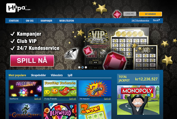 hopa.com screenshot